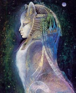 Gaia speaks ….. Today is the most particular date of March 30, 2014 Bastet