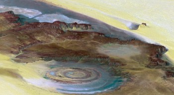 eye-of-the-sahara