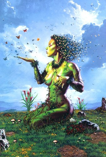 """""""Who and What is Gaia"""" B7d53-gaia"""