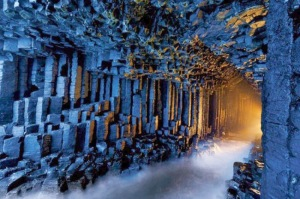 Fingal+cave+Scotland