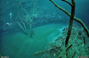 Underwater+River