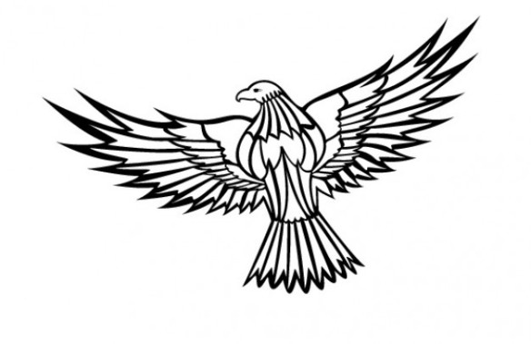 flying-eagle-clipart_91-8012